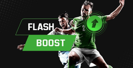 Flash Boost d'Unibet