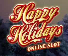 Unibet Casino Happy Holidays Online Slots