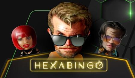 HexaBingo d'Unibet