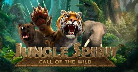 Jungle Spirit : Call Of The Wild sur Unibet Casino