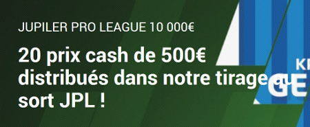 10.000 euros à gagner avec la Pro League !