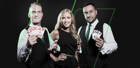 100.000 euros à gagner pendant 3 semaines sur le Live Casino Unibet