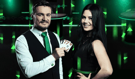Tournoi Live Casino d'Unibet.be