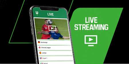 Live Streaming Unibet