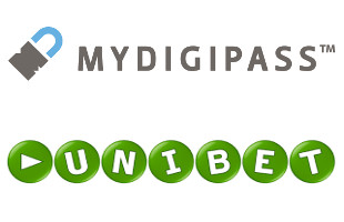 Unibet utilise MYDIGIPASS Trusted Digital Identity