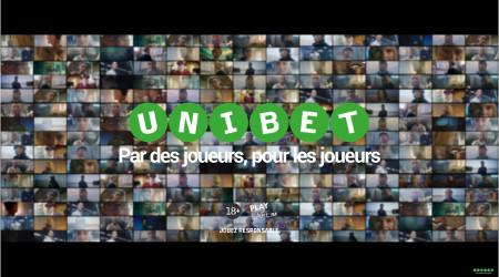 Par des joueurs, pour les joueurs: Nouvelle publicité d'Unibet.be