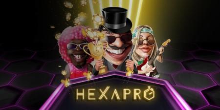 27.000 € avec les HexaPro Daily Races sur Unibet Poker