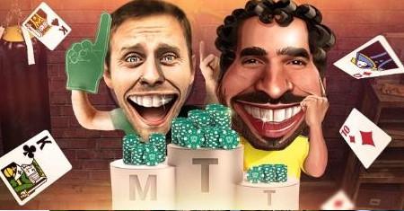 Ligues MTT d'Unibet Poker