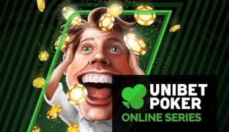 Unibet poker Online Series