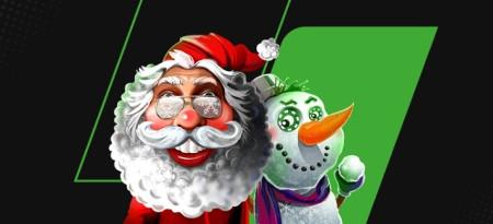 Des tickets, des points bonus et du cash à gagner avec le Santa's Challenge