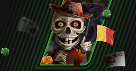 Spooky Halloween: 1000 euros à se partager au poker avec le Unibet