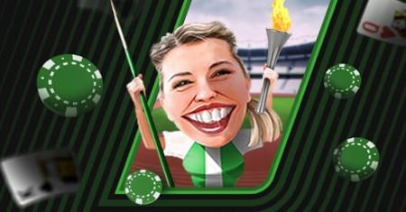 Poker Summer Games: 16 tournois pour les JO de  poker sur le casino Unibet