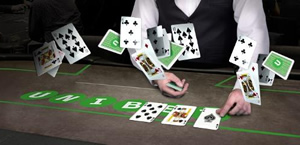 Texas Hold'em Races sur Unibet Poker