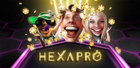 260.000 euros à gagner avec les jackpots HexaPro Mania