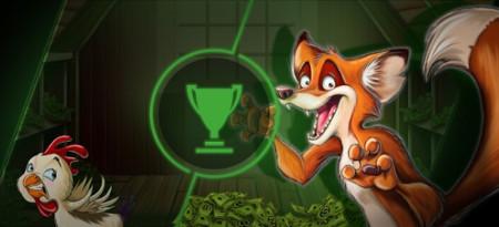 Tournoi Chicken Fox : 20.000 euros à gagner sur le jeu Chicken Fox