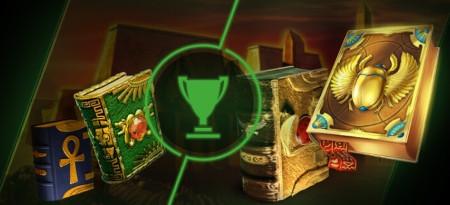 20.000 euros à gagner avec le tournoi The Book