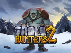 Troll Hunters 2 sur Unibet