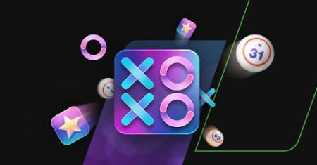 Découvrez XOXO, le nouveau mini-jeu mieux que le morpion d'Unibet