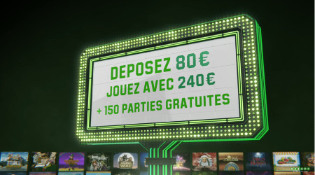 Unibet Casino : Un nouveau bonus pour les nouveaux joueurs