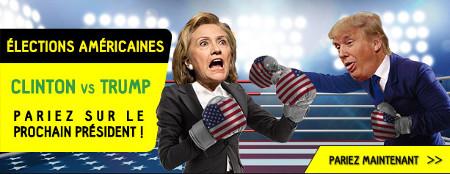 Qui sera le prochain président(e) des États-Unis ?