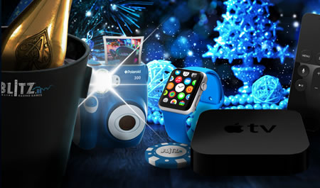 Apple Watch, abonnement Netflix, Apple TV, Camera Vintage Polaroid à gagner sur Blitz