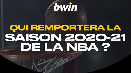 Qui gagnera la saison�2021 de NBA�?