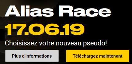 Alias Race : Nouvelle version, nouveau pseudo sur Bwin Poker