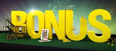 Recevez un rakeback hebdomadaire avec le bonus builder de bwin Poker