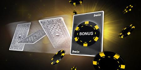 Recevez une carte à cliquer par jour sur bwin Poker