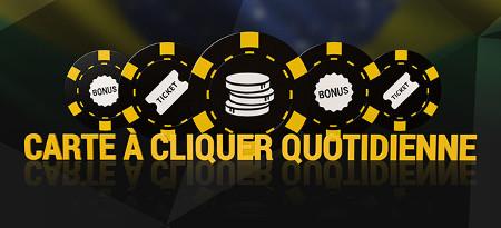 Des cartes à cliquer, un bonus et des freerolls sur bwin Poker