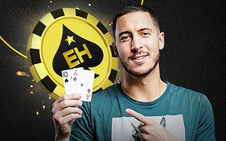 Eden Hazard devient un ambassadeur Bwin.be
