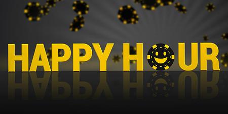 Gagnez des tickets gratuits pendant les Happy Hour de bwin Poker