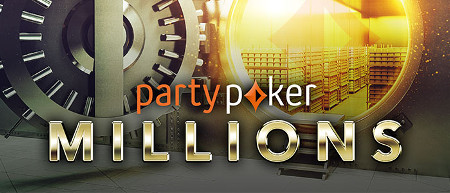 Party Poker 6 millions £ sur Bwin Poker