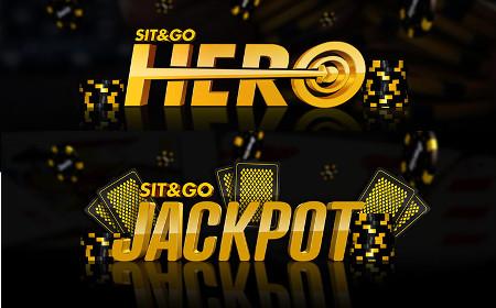 Sit&Go Jackpot et Sit&Go Hero sur bwin Poker