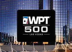 Package de 2 000 $ pour le WPT 500 Las Vegas sur bwin Poker