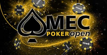 Bwin vous donne rendez-vous pour le MEC  PokerOpen 2020