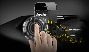 Application Apple et Androïd de Bwin.be